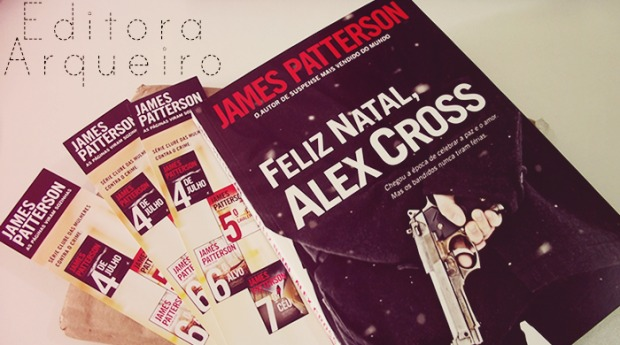 "Resenha ""Feliz Natal, Alex Cross"""