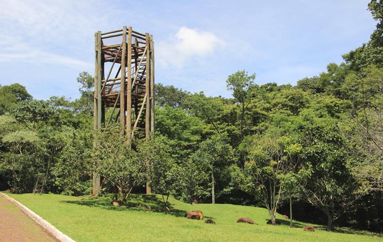 parque8, Diário de viagem: Parque Arthur Thomas
