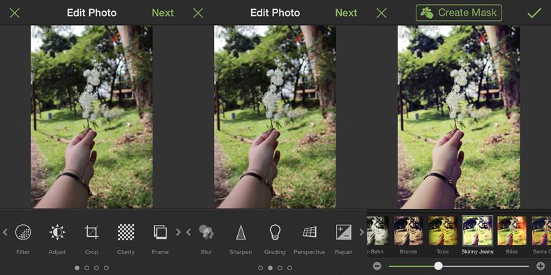 tadaa, Top 5 Aplicativos para fotografia, App