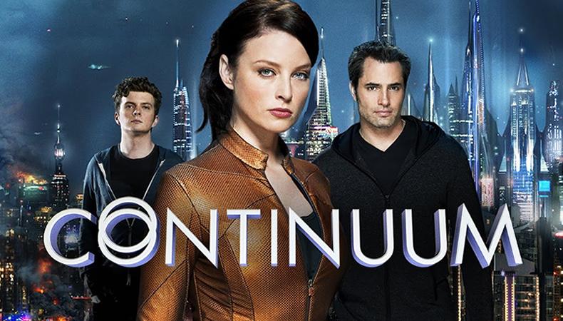 continuum, 5 séries para assistir no Netflix
