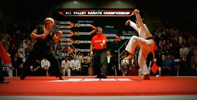 karatekid, 5 filmes indicados para o Oscar da minha vida
