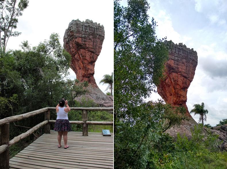 Diário de Viagem: Parque Estadual Vila Velha