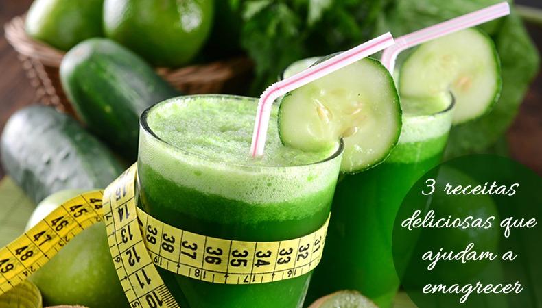 sucosverdes, 3 deliciosas receitas de sucos que vão melhorar sua saúde