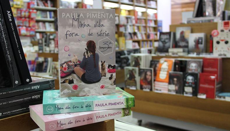 livraria3, BEDA #4: Livraria Catarinense Itajaí Shopping