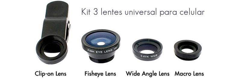macro5, BEDA #9: Kit de lentes para celular