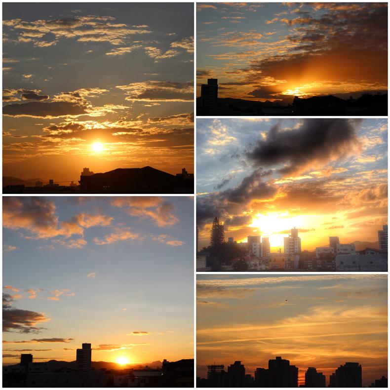 pordosol1, BEDA #15: Pôr do sol visto da janela do meu quarto