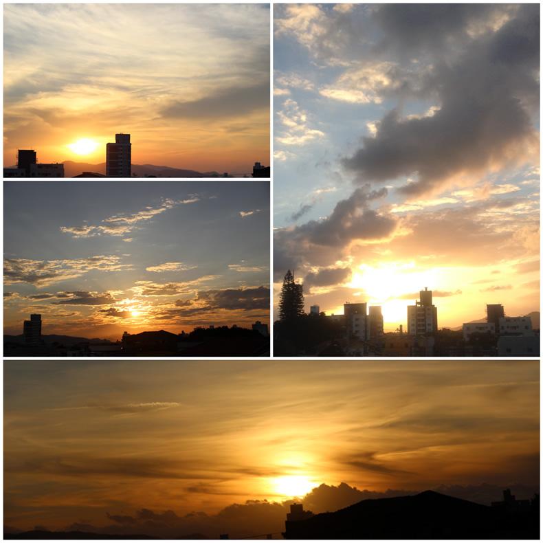 pordosol2, BEDA #15: Pôr do sol visto da janela do meu quarto