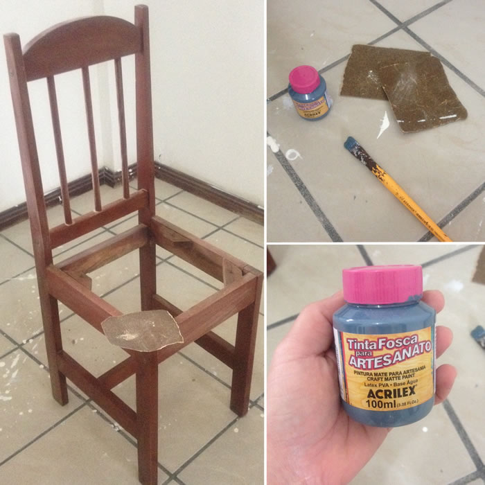 diycadeira1, DIY: deixe sua cadeira nova por menos de R$ 50,00