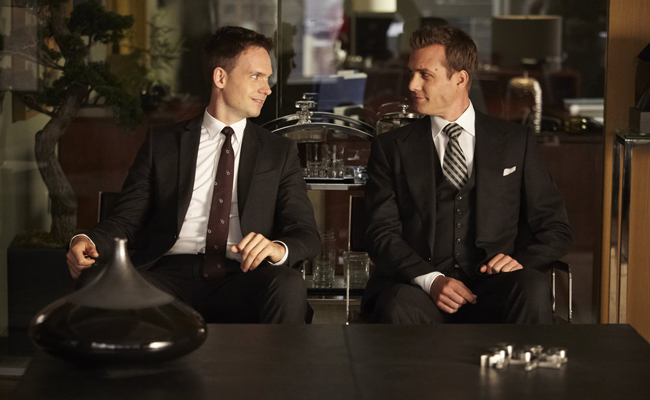 RETORNO DE HIATUS: REVIEW SUITS EPISÓDIO 5X11