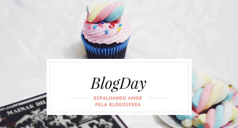 [BlogDay] Um jeito diferente de comemorar