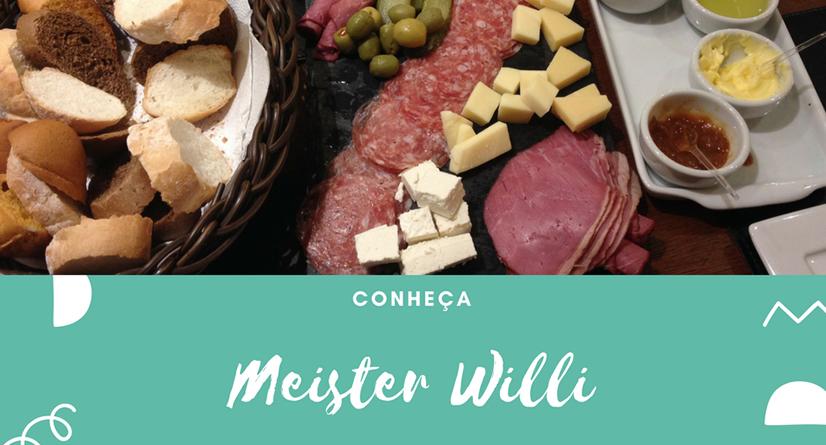 Meister Willi: Um lugar aconchegante pra conhecer em Itajaí